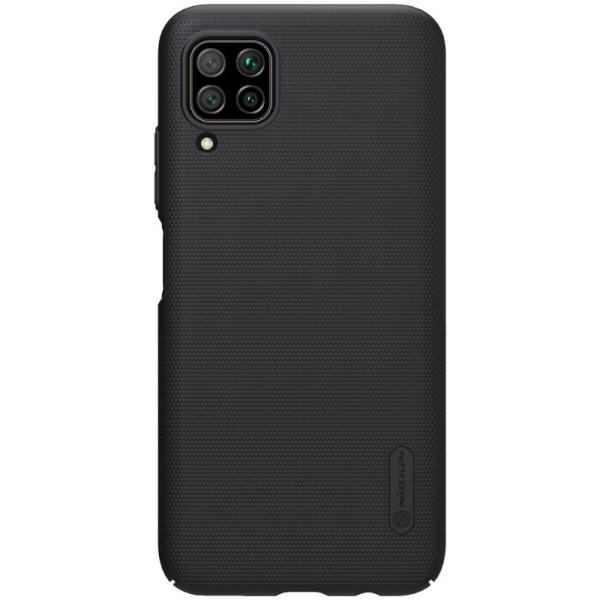 Θήκη πλάτη Nillkin Super Frosted Shield με kickstand για Huawei P40 Lite / Nova 7i / Nova 6 SE μαύρο
