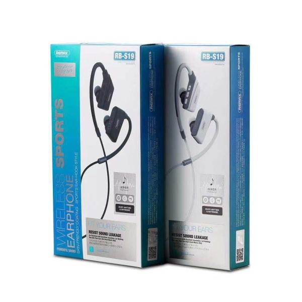 Remax Wireless Sports RB-S19 Ασύρματα ακουστικά Bluetooth v5.0 - 2